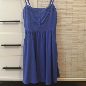 EXPRESS Women's Corset Top Dress